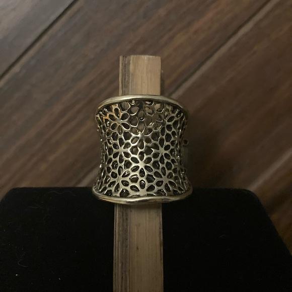 Garden Safari Brass Ring